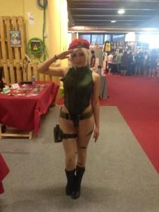 Metrópoli Comic Con Cosplayer