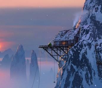 Kung Fu Panda 3 Concept 2