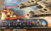 LEGO Halcón Milenario 2