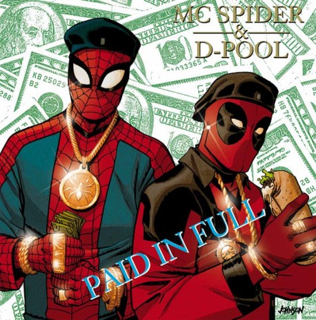Spider-man-deadpool-hip-hop