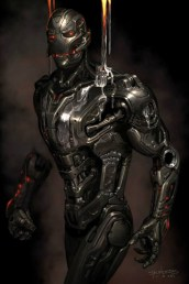 Ultron arte conceptual 3