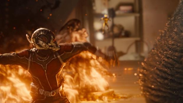 Ant-Man - pelea en el dormitorio 03