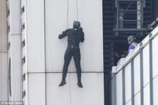 Capitán América Civil War - rodaje Berlín 34