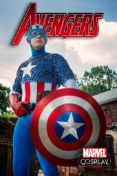 Cosplay Variant Avengers