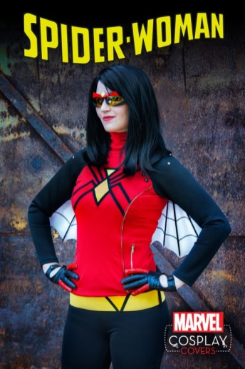 Cosplay Variant Spider-Woman