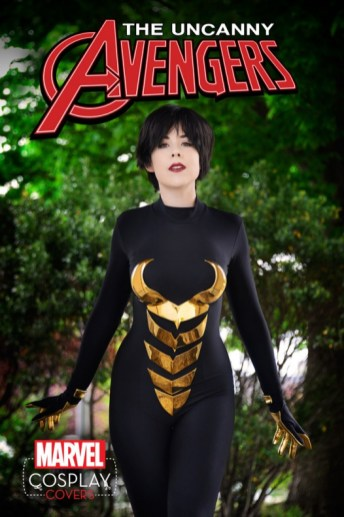 Cosplay Variant The Uncanny Avengers