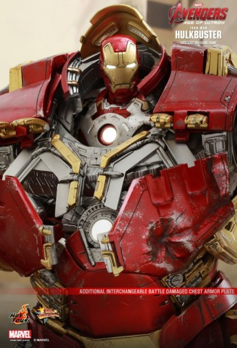 Hot Toy Hulkbuster 30