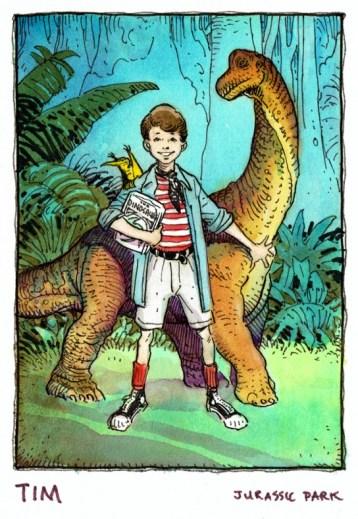 Jurassic Park Serie Animada 8