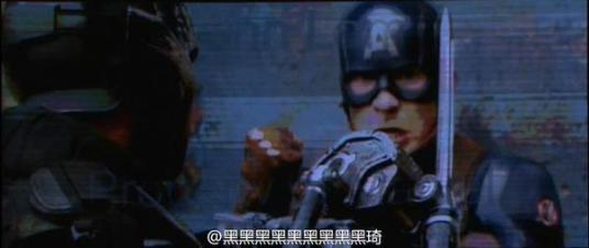 Leaked Captain America Civil War trailer 06