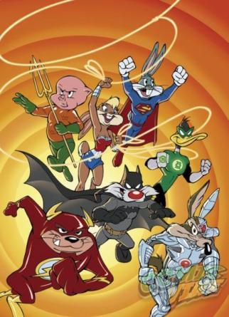 Looney Tunes DC Comics 13