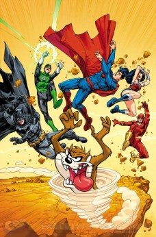 Looney Tunes DC Comics 8