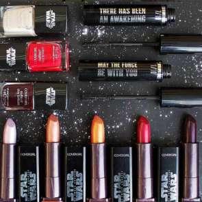 Maquillaje Star Wars 9
