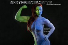 Supermodelo fitness