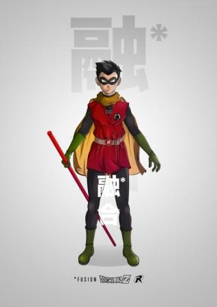 Robin Dragon Ball Z