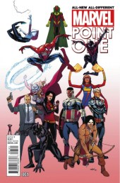 All-New All-Different Marvel Point One Portada Alternativa 1