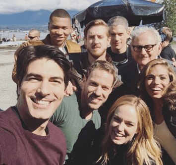 Legends of Tomorrow reparto