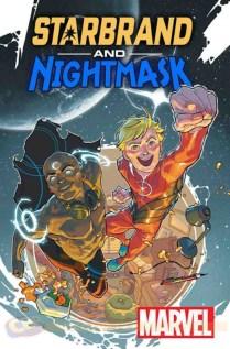 Starbrand & Nightmask portada