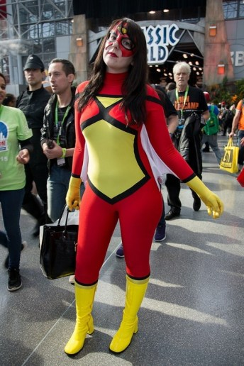 Cosplay NYCC 107