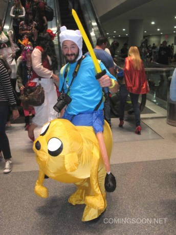Cosplay NYCC 71