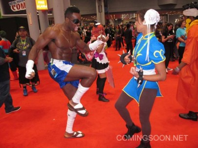 Cosplay NYCC 72