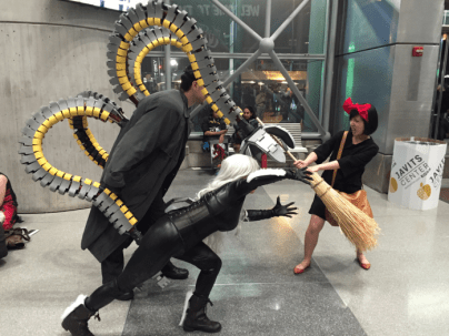 Cosplay NYCC 8