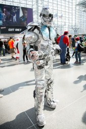 Cosplay NYCC 95