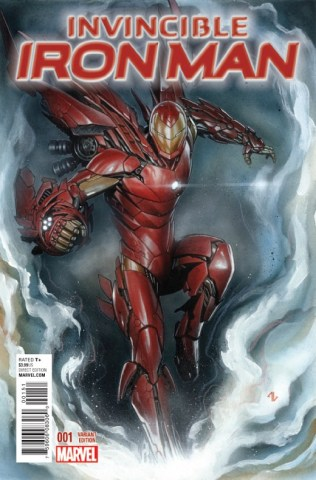Invincible Iron Man 10