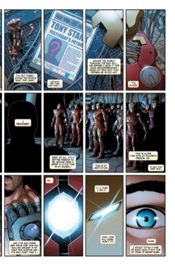 Invincible Iron Man 15