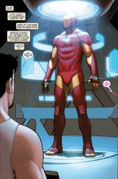 Invincible Iron Man 16