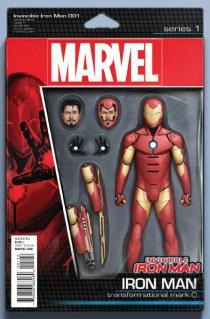 Invincible Iron Man 5