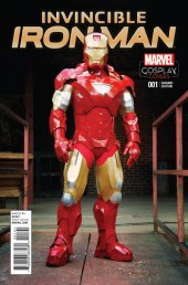 Invincible Iron Man 9