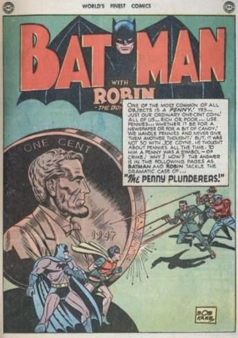 Batman Cómic