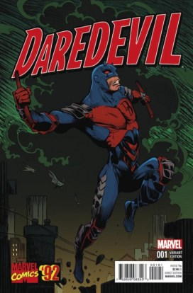 Daredevil 1 Traje Negro 6
