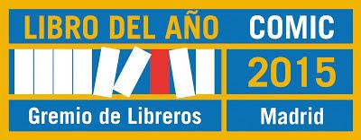 Logo premio libreros 2015