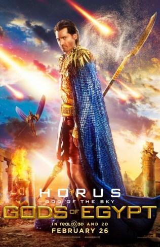 Gods of Egypt Nikolaj Coster-Waldau como Horus