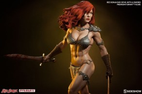 Red Sonja Sideshow 2