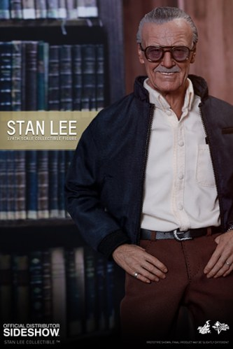 Stan Lee Hot Toys 6