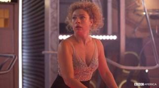 Doctor Who especial navidad 2015 River Song tardis2