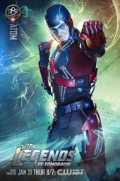 Legends of Tomorrow ATOM