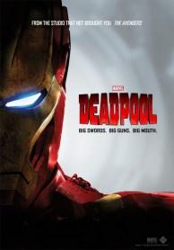 Deadpool Iron Man