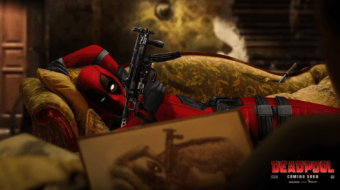 Deadpool Titanic