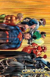 'Justice League' #50