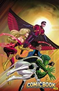 'Teen Titans' #19