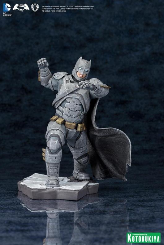 Kotobukiya Batman Superman 10