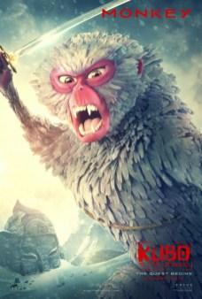 Kubo y las dos cuerdas Monkey