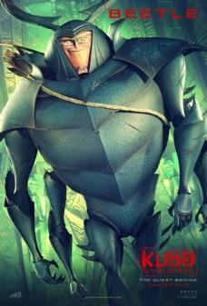 Kubo y las dos cuerdas beetle