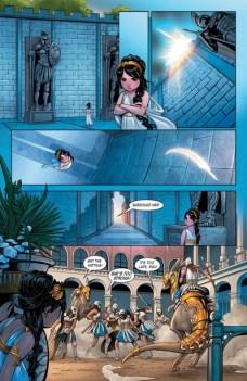 Legend of Wonder Woman página 4