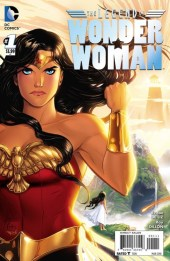 Legend of Wonder Woman portada