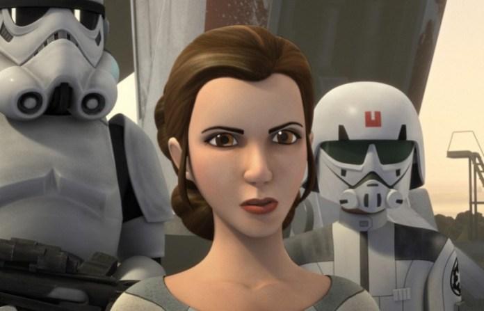 Leia Rebels