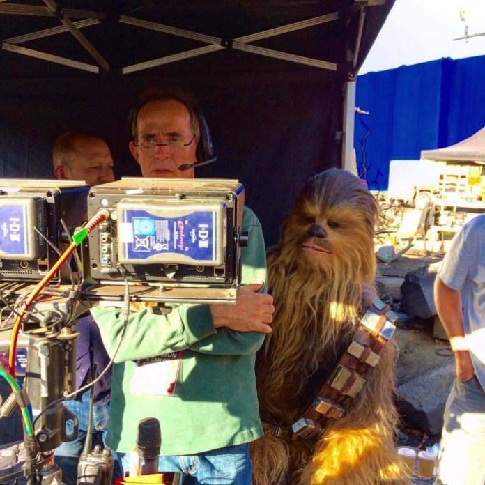 Star Wars VII tras las cámaras 03